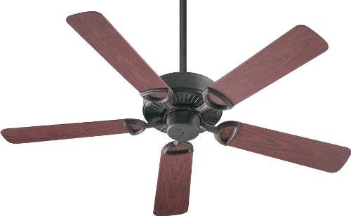 Quorum International 143525-44 Estate Patio Ceiling Fan with