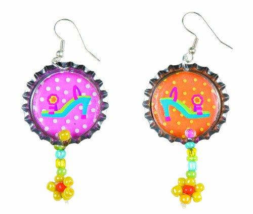 Do It Yourself Jewelry: ALEX Toys Do-it-Yourself Wear Cap It Off Jewelry