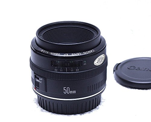 Canon Lens FD 50mm 1 8 product image