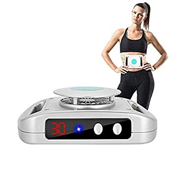 Image of Health and Household Fat freezing Slimming body machine for arm, waist, thigh, hip, leg Portable body Shape Beauty device slimming adjustable strap(US Plug)
