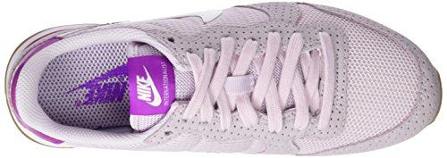 Donna White da Summit Bianco Wmns Gum Mid Brown Lilac Scarpe Bleached Corsa Internationalist Nike qwzX4vAv