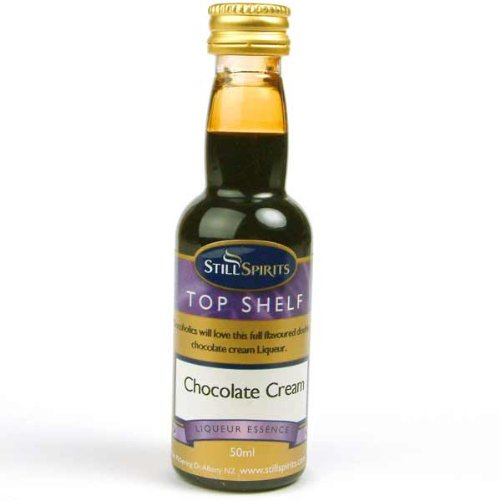 Chocolate Cream Liqueur - 3