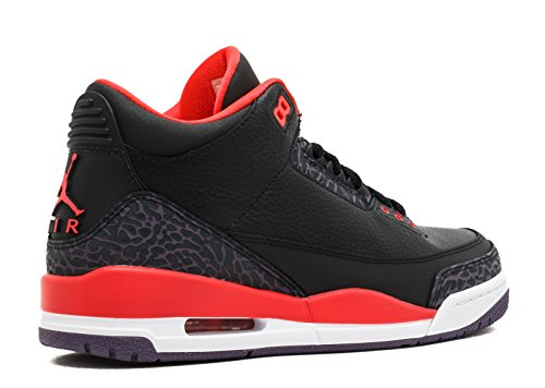 'crimson' Retro Size Jordan Air 9 3 5 136064 005 qwtvE