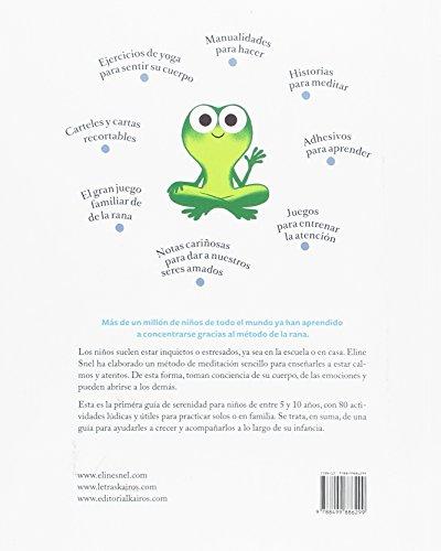 Tranquilos y atentos como una rana. Tu guía práctica de serenidad (Spanish Edition)