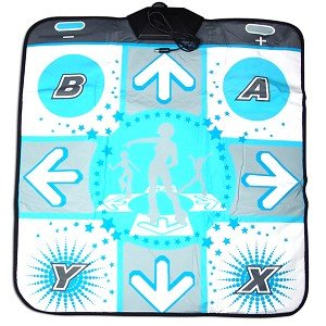 X-Treme Dance Pad Platinum for Wii (Xtreme Dance Pad)