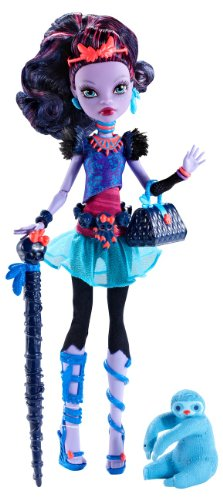 Monster High Jane Boolittle Puppet Mattel