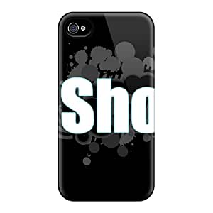 Cases Covers For Iphone 6 Strong Protect Cases - Dc Logo 3 Design