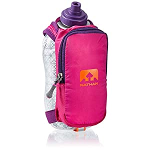 Nathan SpeedDraw Plus Insulated Flask, Very Berry, One Size