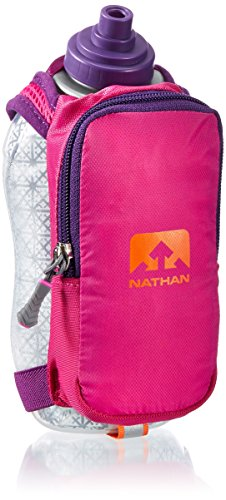 (Nathan SpeedDraw Plus Insulated Flask, Very Berry, One)
