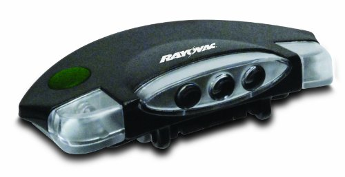 RayovacSportsman Mode Clip Light SPCLPUV B