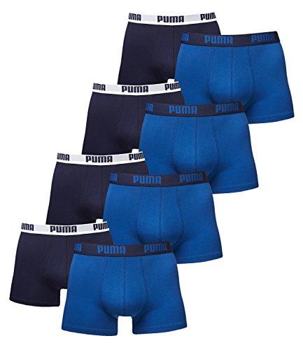 Puma Boxer Basic Homme True vêtements Sous Blue Court rrAznF4q