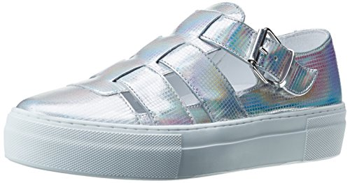 Cult Love, Women's Flatform Pumps Multicolour (Multicolore)