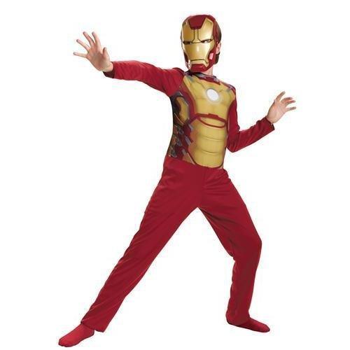Iron Man Mark Vii Halloween Costume (IRON MAN MARK 42 CHILD BASIC)