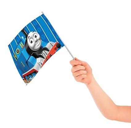 Amscan - Cubertería para fiestas Thomas y sus amigos (994311)