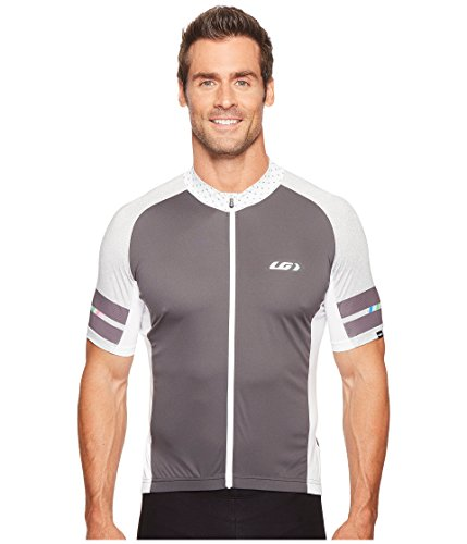 Louis Garneau Men's Zircon Cycling Jersey Neo Classic Shirt
