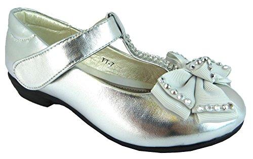 Princess Mädchen Tt-7 Synthetisch Förmliche Schuhe