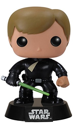 Funko POP Star Wars: Luke Skywalker Jedi Action -