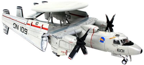 (Kinetic 1/48 E2C Hawkeye US Navy Early Warning Aircraft)