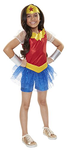 (DC Super Hero Girls Everyday Dress-Up)