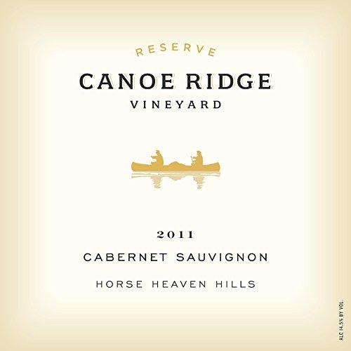 2011 Canoe Ridge Reserve Cabernet Sauvignon, Horse Heaven Hills 750mL