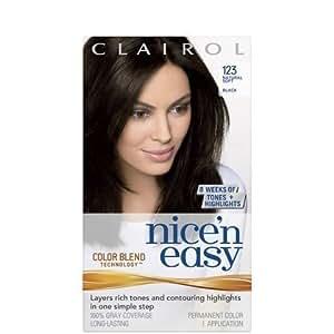 nice n easy hair products