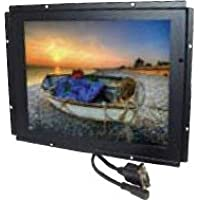 ACCELE LCDM20HD 20 High Resolution Open Frame LCD Module w/IR Remote Control