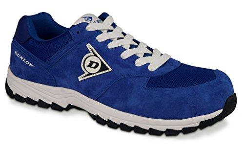 Dunlop Flying Arrow–Scarpe (47) colore: blu