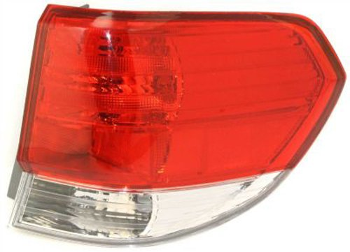 Honda Odyssey Replacement Tail Light Unit Outer - Passenger Side