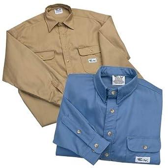 e642201c3b96 Amazon.com  CPA 8.2 Cal Flame-Resistant FR Work Shirt