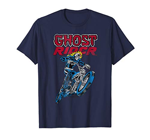Ghost Rider Flames Graphic -