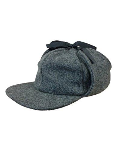 magill-outdoor-hat-adult-wool-tie-up-flaps-elmer-fudd-6-7-8-gray-t300
