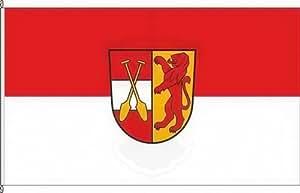 Bandera de la bandera de Ried Lingen–60x 90cm