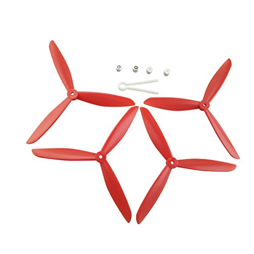 Qiyun Accessories 4pcs Propellers Accessories for Hubsan for sale  Delivered anywhere in USA