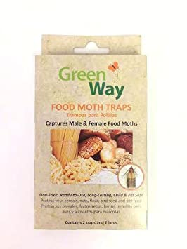 Image result for green way food moth trap