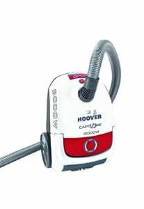Hoover CAPTURE TCP 2005 - Aspirador con bolsa, potencia máxima 2000 W, 300 W de poder de succión