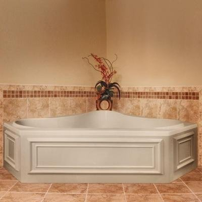 Hydro Systems Montgomery 5 ft. Reversible Drain Whirlpool and Air ...