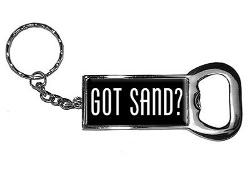 Graphics and More Ring Bottle-Cap Opener Key Chain, Got S...