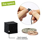 Speks Magnetic Balls - Matte Black Set of 512