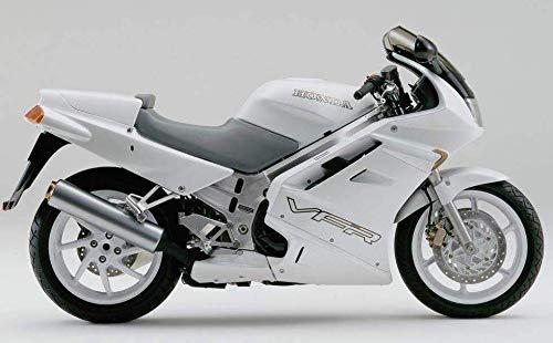 Speedy Fasteners Honda VFR 750 1990-93 Kit Completo de carenado y Tornillos de Pantalla de Acero Inoxidable