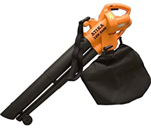 Atika LSH2600 Laubsauger / Laubbläser 2600 Watt 45 Liter