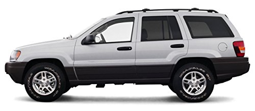 2004 Jeep Grand Cherokee Laredo, 4-Door, Bright Silver Metallic