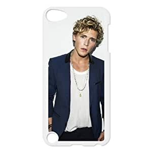 iPod Touch 5 Case White Christopher as a gift Y4604881