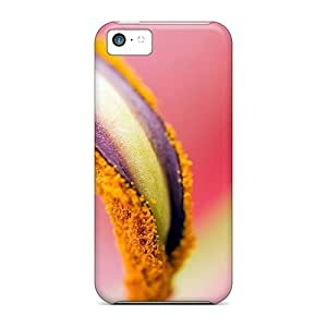 MMZ DIY PHONE CASEHigh Quality NikRun Stamen Skin Case Cover Specially Designed For Iphone - 5c