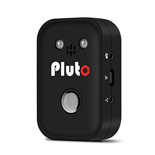 Pluto Trigger A Versatile Camera Trigger - Remote, Timelapse, Startrail, HDR, Video, Lightning, Sound/Light/Motion Triggering, Waterdrop Collision, Smartphone Triggering and More by Pluto