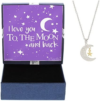 Necklace /& Pendant Daughter sister Gift Box for Mothers
