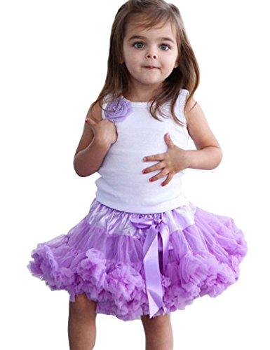 Toddler Girl's Dance Tutu Skirts Multi-layer Party Birthday Tutu Dress