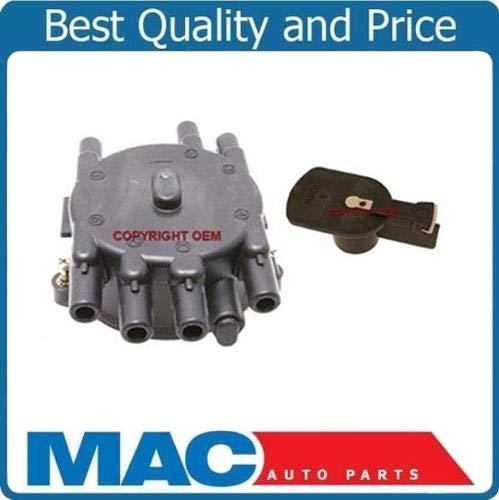 (Mac Auto Parts 66078 Nissan Maxima Distributor Cap & Rotor)