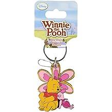 Pooh Paradise Enamel Key Chain