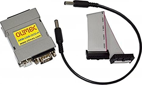 Olimex ARM-USB-OCD-H USB ARM JTAG Debugger MK2: Amazon in