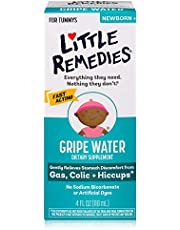 Little Remedies Fast Acting Gripe Water | Safe for Newborns |